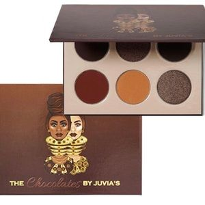 🤎Juvia's Place The Chocolate Eyeshadow Palette🤎